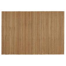 Dækkeserviet bambus natur