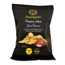 Spanske Gourmet chips m. Skinke