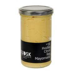 Hvidløg citron mayonnaise