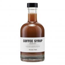Kaffesirup med hasselnød
