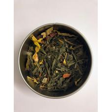 Grøn efterårs te