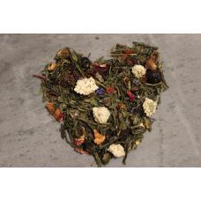 Grøn te med aroma