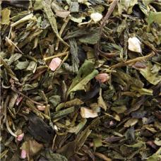 Hvid grøn rabarber vanilje