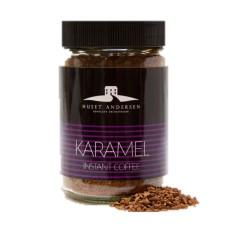 Karamel kaffe