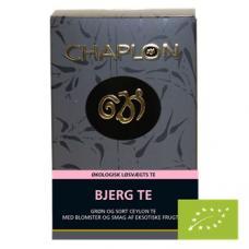 Chaplon Bjerg Te breve Økologisk