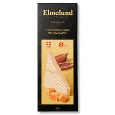 Hvid Chokolade med Karamel