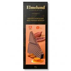 Mælkechokolade med Fransk Nougat