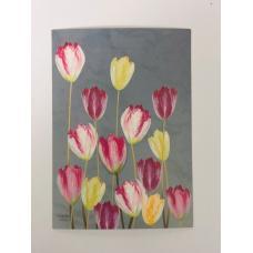 Tulipan kort
